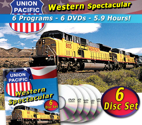 Package Dvd Up Western Spectacular 6 Pak Welcome To