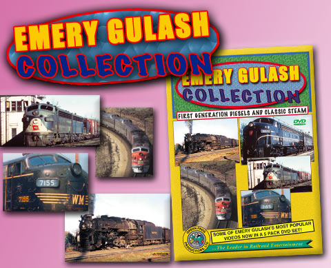 Package Dvd Emery Gulash Collection Welcome To Green