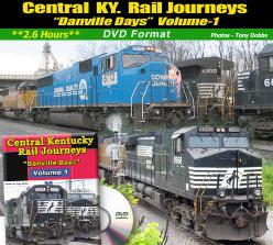 TD_Central_KY_Rail_Journey_Danville_DVD